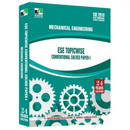 ESE 2019 - Mechanical Engineering ESE Topicwise Conventional Solved Paper 1
