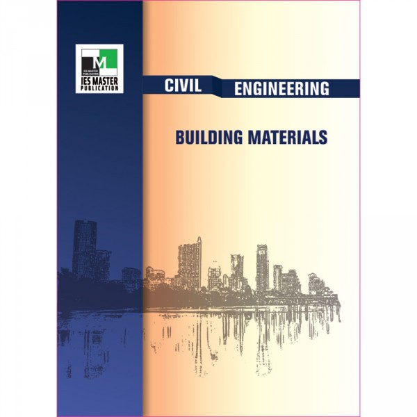 Civil Engineering Building Materials - Only Available with Postal Program