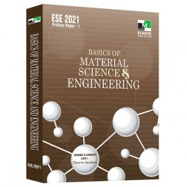 ESE 2021 - Basics of Material Science and Engineering