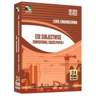 ESE 2019 - Civil Engineering ESE Subjectwise Conventional Solved Paper 1