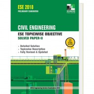 CIVIL ENGINEERING - ESE TOPICWISE CONVENTIONAL SOLVED PAPER – 2