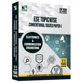 ESE 2020 - Electronic and Communication Engineering ESE Topicwise Conventional Solved Paper 1