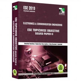 ESE 2019 - Electronics and Communication Engineering ESE Topicwise Objective Solved Paper - 2