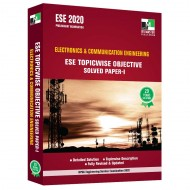 ESE 2020 - Electronics and Communication Engineering ESE Topicwise Objective Solved Paper - 1