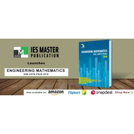 ENGINEERING MATHEMATICS - ESE,GATE,PSUs 2018