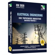 ESE 2020 - Electrical Engineering ESE Topicwise Objective Solved Paper - 1