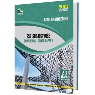 ESE 2018 - Civil Engineering ESE Subjectwise Conventional Solved Paper 2