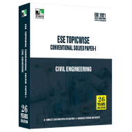 ESE 2021 - Civil Engineering ESE Topicwise Conventional Solved paper - 1