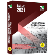 SSC-JE 2021 Mechanical Engineering Previous Years Topic wise Objective Detailed Solution with Theory