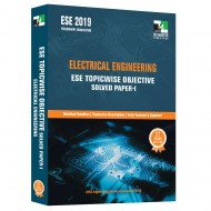 ESE 2019 - Electrical Engineering ESE Topicwise Objective Solved Paper - 1