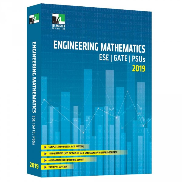 Engineering Mathematics - ESE,GATE,PSUs 2019