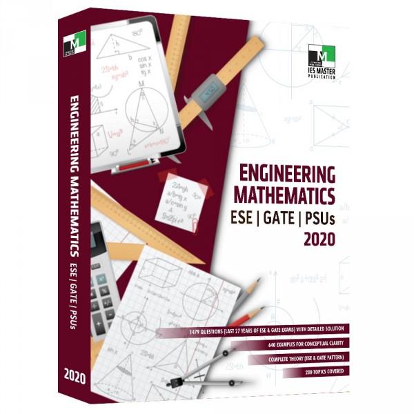 Engineering Mathematics - ESE,GATE,PSUs 2020