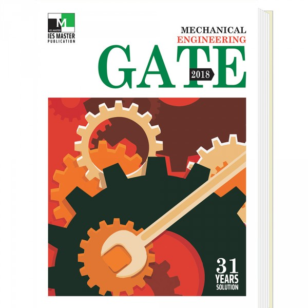 GATE 2018 MECHANICAL ENGINEERING (31 Years solution)