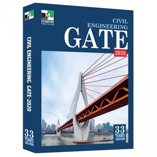 GATE 2020 - Civil Engineering (33 Years Solution)
