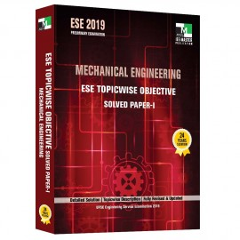 ESE 2019 - Mechanical Engineering ESE Topicwise Objective Solved Paper - 1