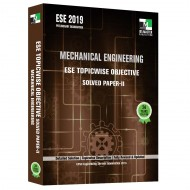 ESE 2019 - Mechanical Engineering ESE Topicwise Objective Solved Paper - 2