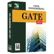 GATE 2021 - Civil Engineering (34 Years Solution)