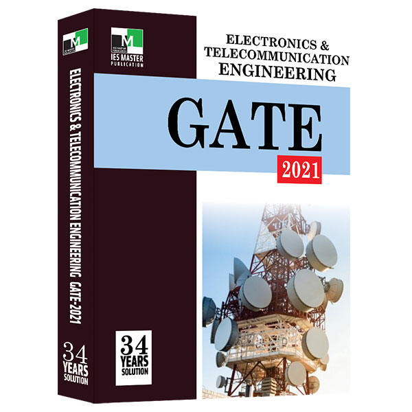 GATE 2021 - Electronics & Communication Engineering (34 Years Solution)