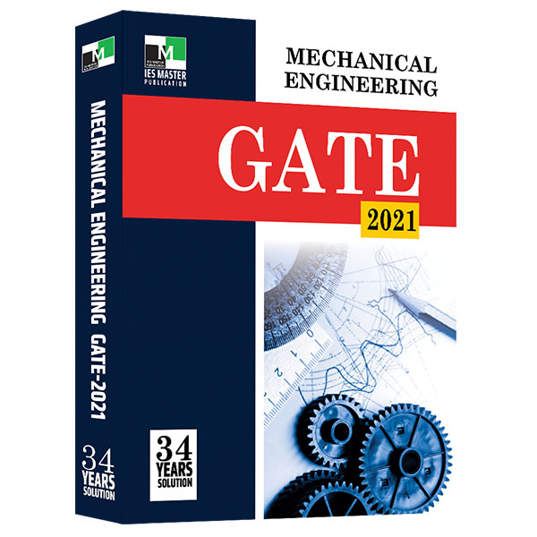 GATE 2021 - Mechanical Engineering (34 Years Solution)